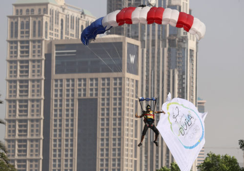 Dubai capitale del fitness