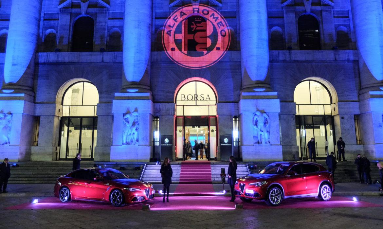 Private Banking Awards 2°edizione sotto il segno di Alfa Romeo