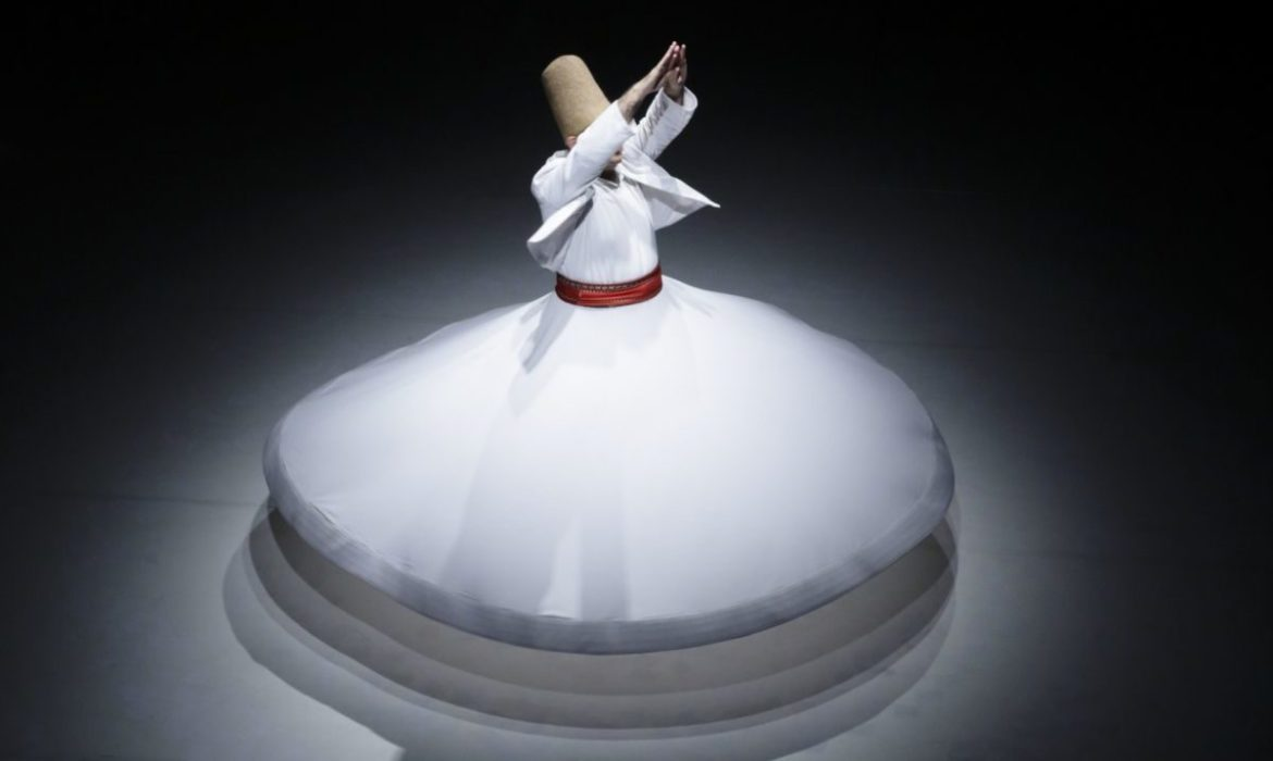 The Whirling Dervishes of Syria: uno spettacolo mistico