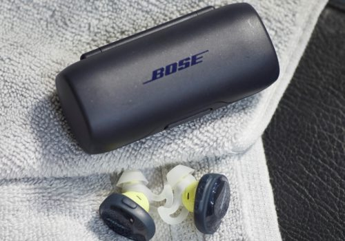 BOSE, le nuove cuffie SoundSport Free wireless