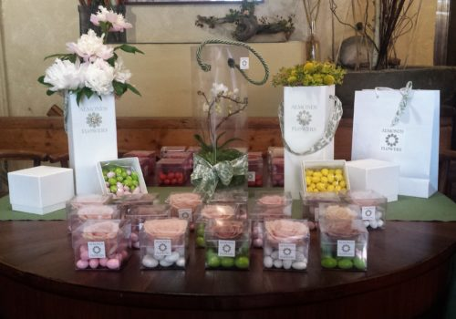 Almonds & Flowers: incontro tra dolcezza e anima green