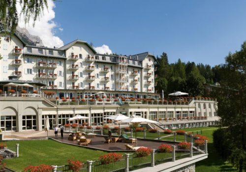 Estate 2018 a Cortina: gli appuntamenti golosi del Cristallo Resort & Spa