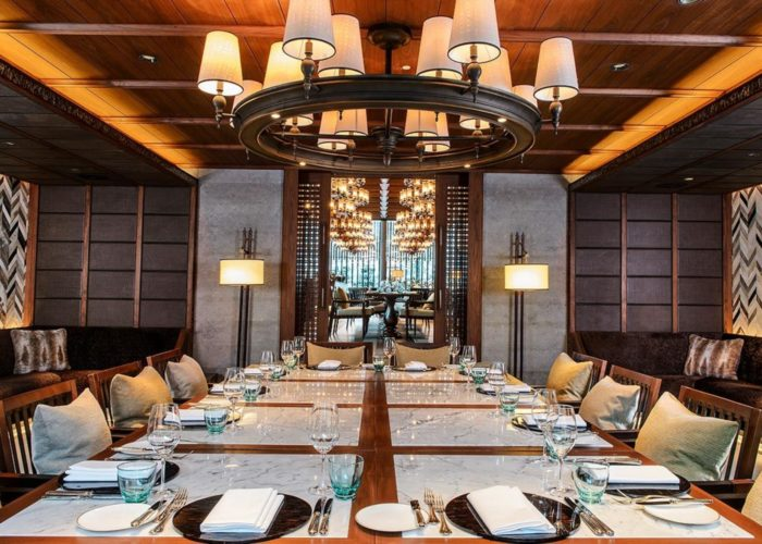 The Japanese by the Chedi Andermatt: una novità innevata