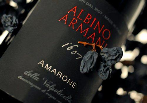 Albino Armani, per gli amanti del grande rosso scaligero