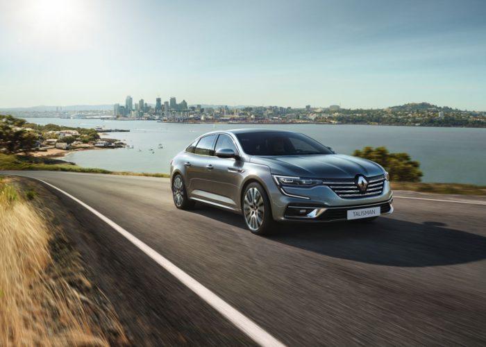Renault Talisman, eleganza e tecnologia al servizio di comfort e sicurezza