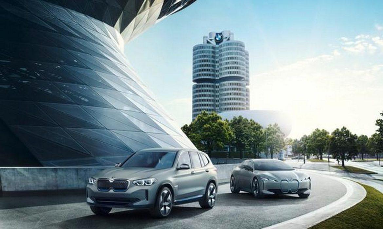 BMW iX3: la rivoluzione della mobilità elettrica