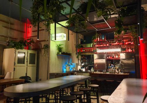 Carico, nuovo cocktail-bistrot della Milano contemporanea