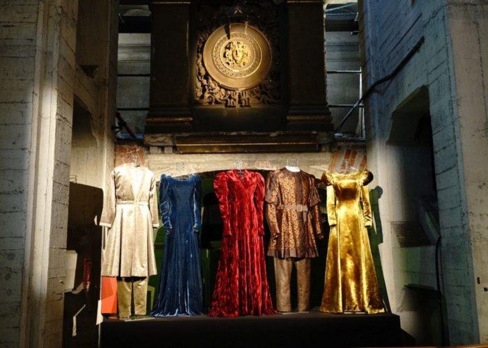 Cinemaddosso, viaggio tra i costumi storici di Annamode