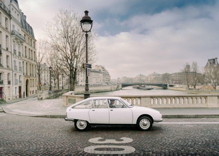 Rètromobile 2020: Citroen festeggia i 50 anni di GS