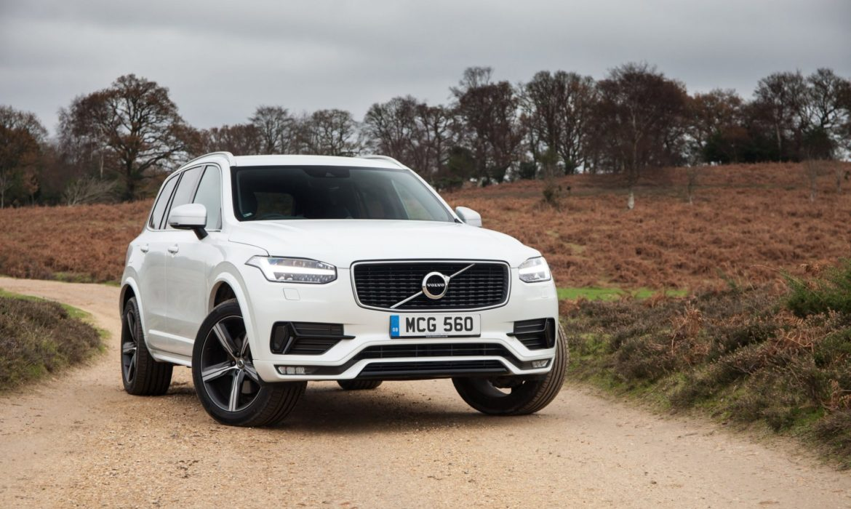 Volvo XC90 eletto miglior SUV di lusso del Regno Unito