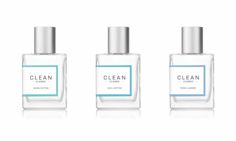 Clean, il profumo che sa di buono