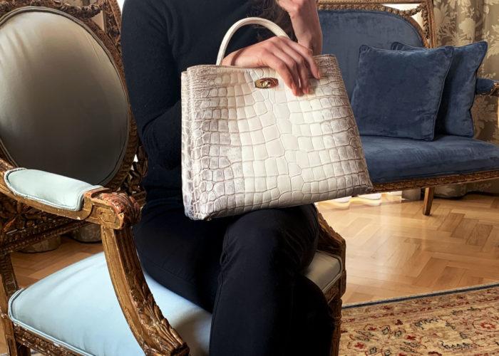Adèle, la nuova arrivata nelle boutique Giòsa Milano