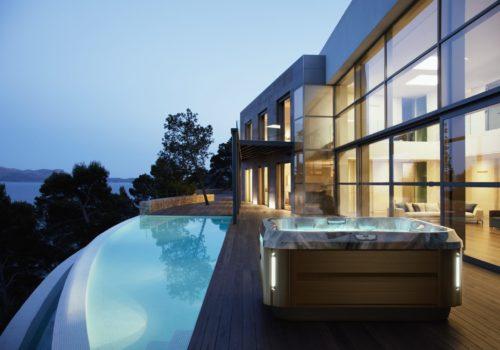 Le novità Jacuzzi: quando il relax diventa lusso