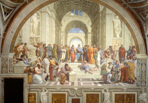 Raffaello500: il museo virtuale sulle orme dell'artista