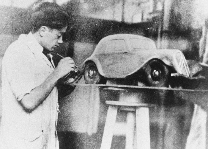 Citroën, uno stile unico firmato Flaminio Bertoni