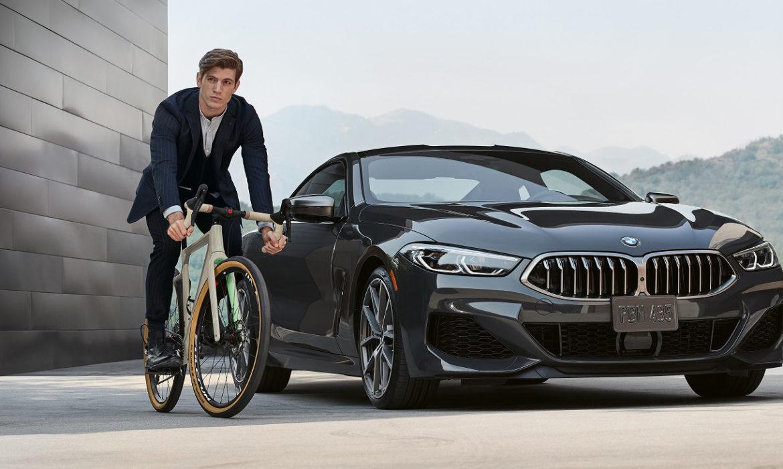 Bmw, una bici premium made in Italy
