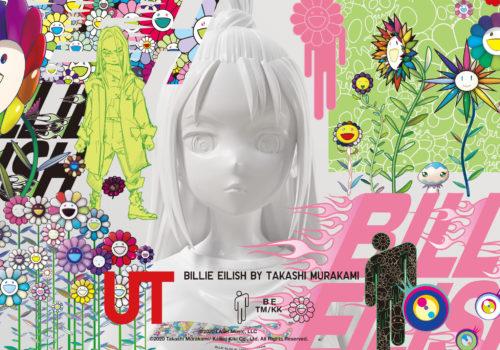 Billie Eilish x Takashi Murakami, Uniqlo stupisce ancora