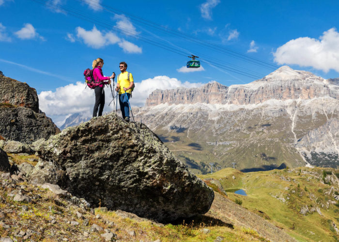 Scoprire l'Italia: trekking e vie ferrate sulle Dolomiti