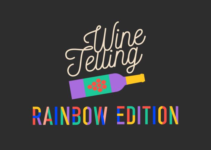 Wine Telling Rainbow Edition, l'aperitivo è social(e)