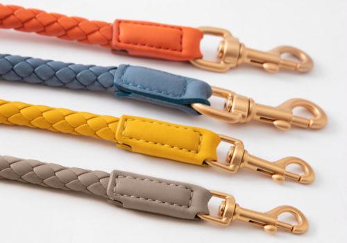 2.8 design for dogs, nuova collezione di collari in pelle
