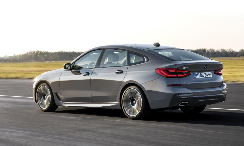 BMW Serie 6 Gran Turismo: indole sportiva, ma con classe