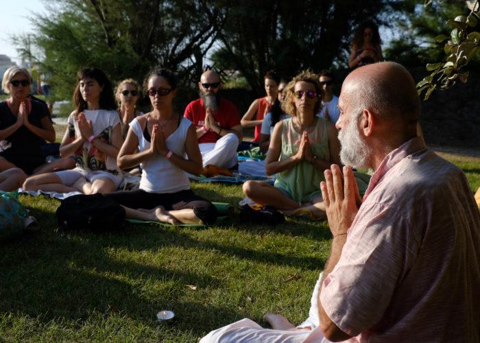Silenzio e benessere con lo Yoga a Milano Marittima