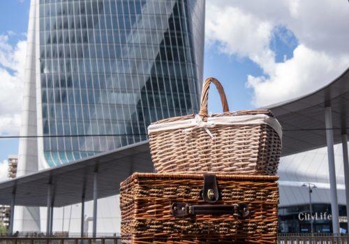Sapori en plein air: arriva il picnic firmato Peck
