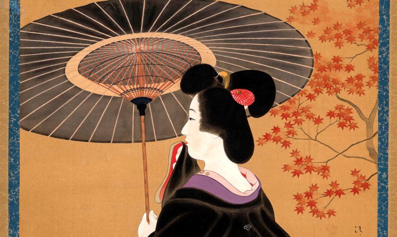 Un viaggio nella pittura giapponese con Kakemono