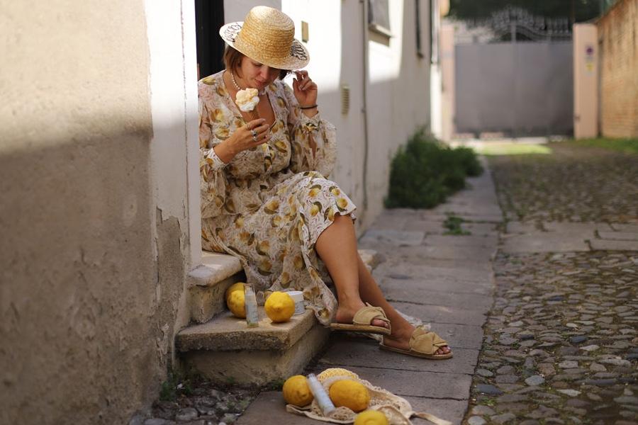 Limoni protagonisti della skincare firmata Ellen Beauty