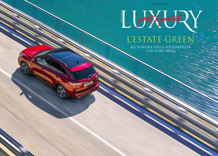 Online la Summer Edition di Luxury prêt-à-porter Magazine