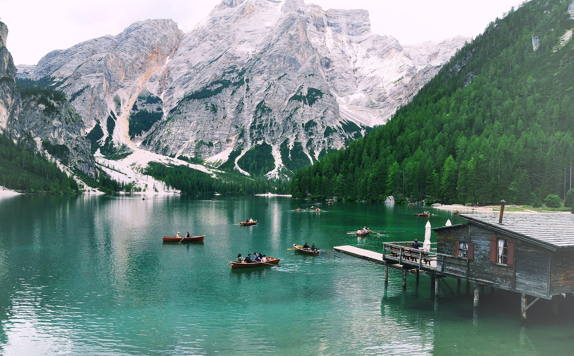 laghi da visitare in Italia