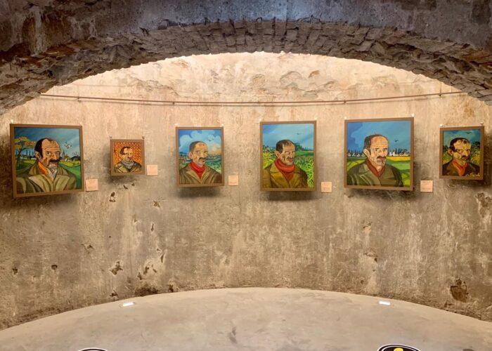 Viaggio attraverso l'arte di Ligabue: la mostra a Parma