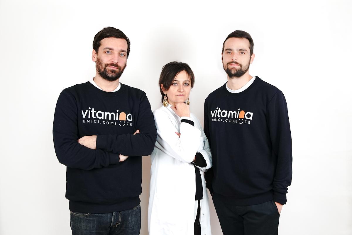 Vitamine per benessere corpo