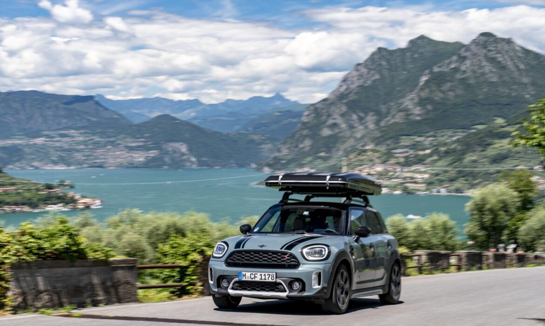 Mini Cooper S Countryman: pensata per chi ama viaggiare