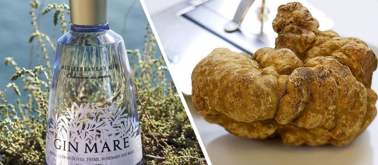 Gin Mare e tartufo bianco