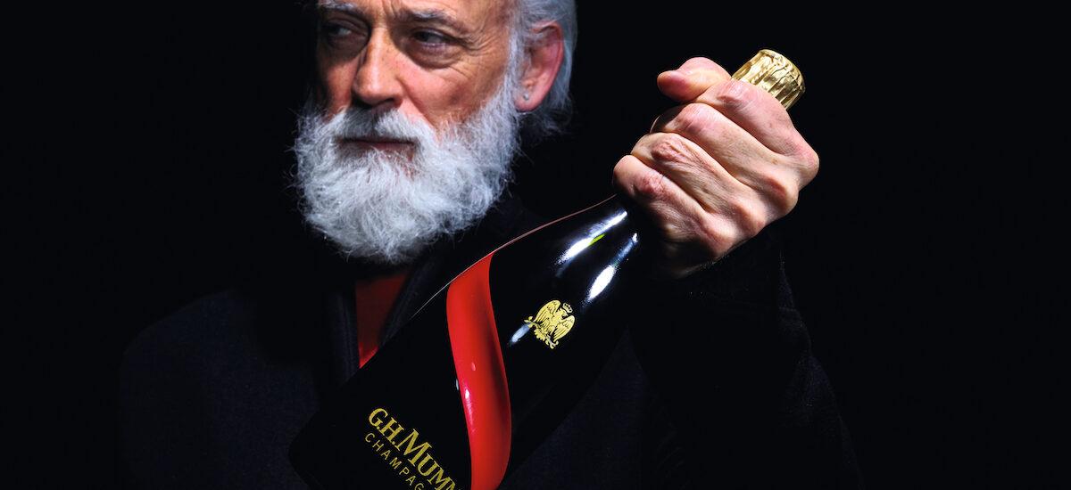 Ross Lovegrove per Champagne MGC