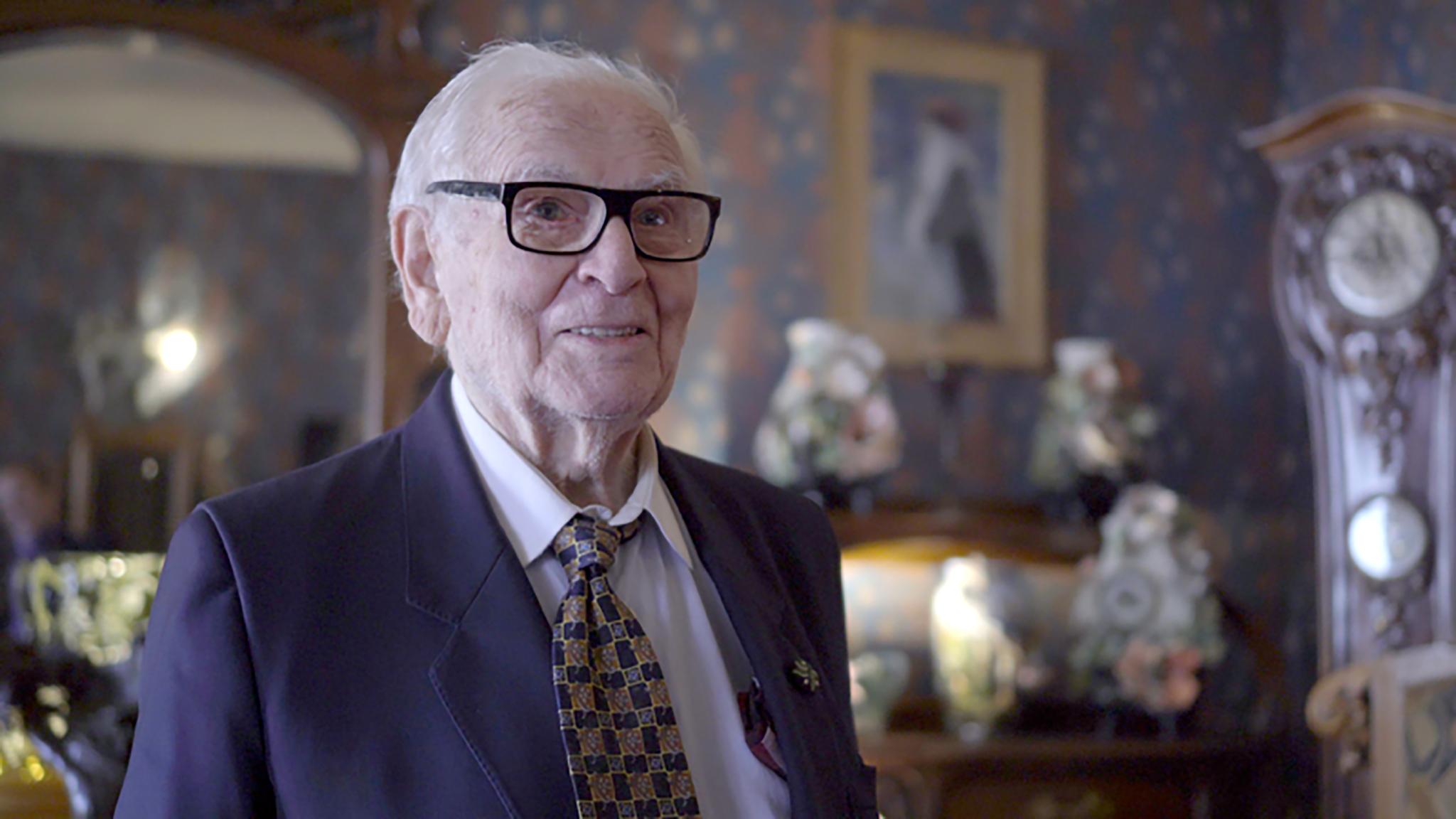 Pierre Cardi documentario