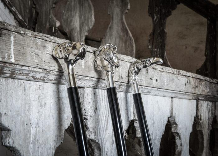 Punti di vista: il lusso senza tempo di Walking Sticks