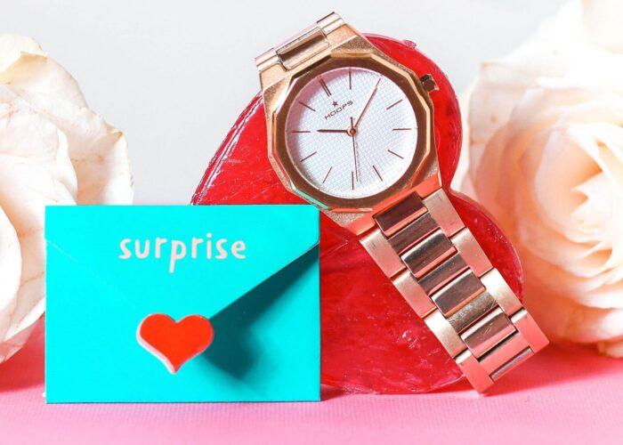 L'orologio che dona un tocco di regalità al tuo look