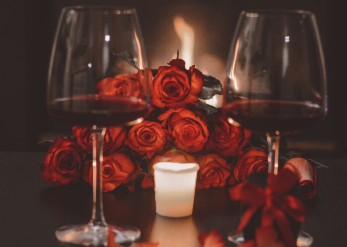 Per San Valentino rendi il brindisi ancora più speciale