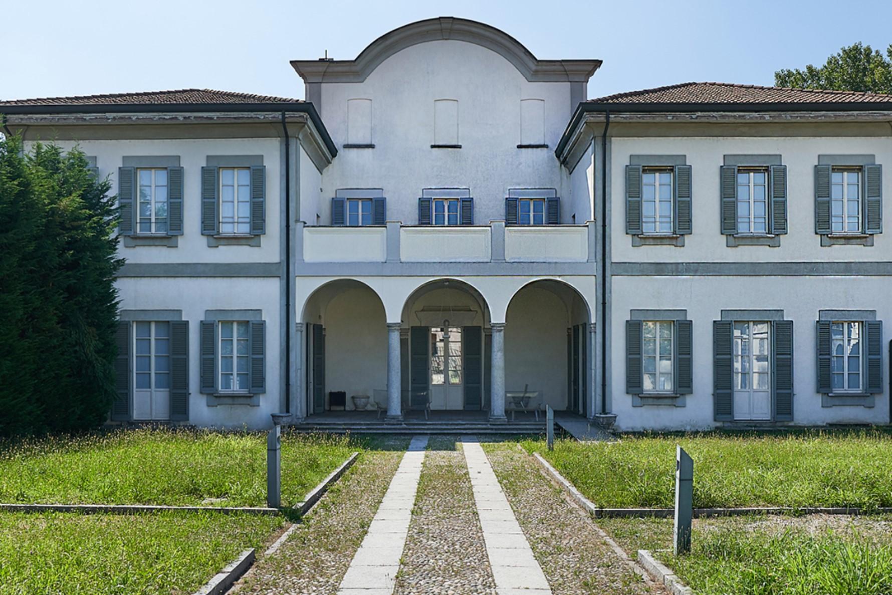 Villa Terzaghi love lunch