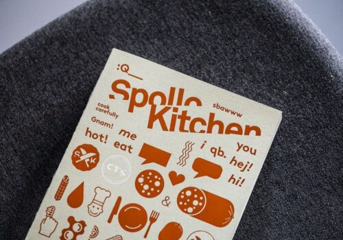Spollo Kitchen libro ricettario