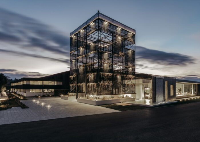 Il nuovo HQ di Talenti: un tempio del design outdoor