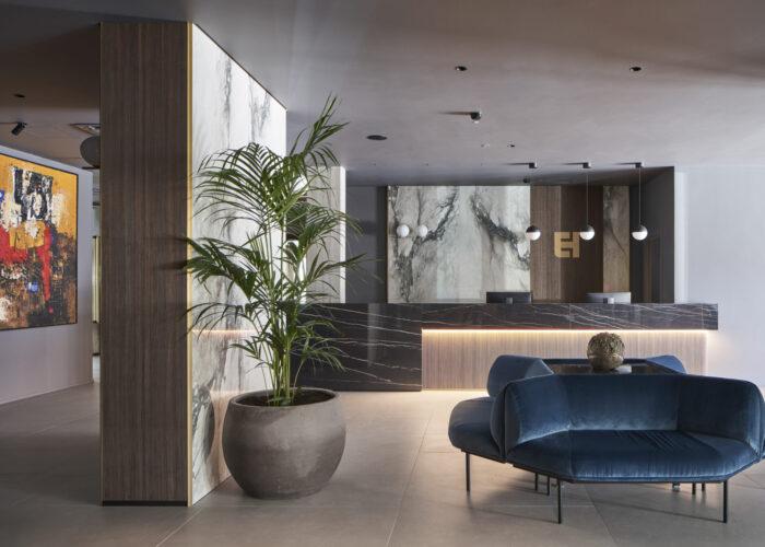 Uno Smart Hotel di lusso nel cuore dell'Emilia
