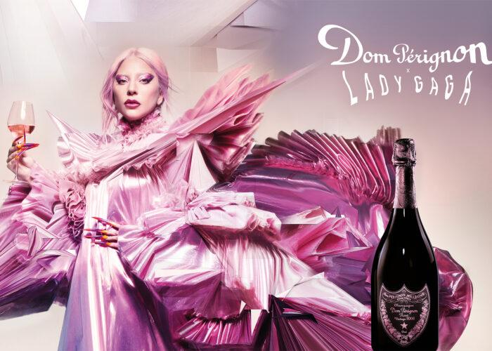 La libertà creativa ed eccentrica di uno champagne rosé