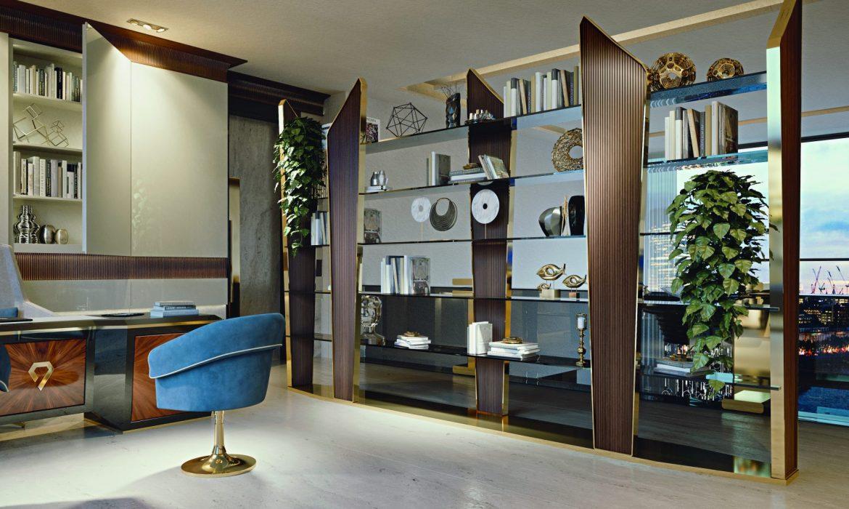 L'home working dal gusto raffinato ed elegante