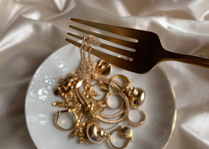 Parola d'ordine: bijoux bicolore raffinati