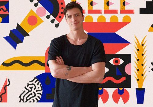 Campari Soda presenta la prima opera di Crypto Art