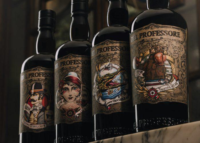 La leggenda ottocentesca che rivive in un gin