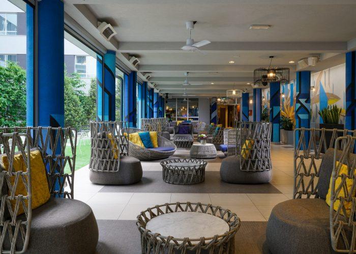 NYX Hotel Milan cambia volto per la Design Week 2021